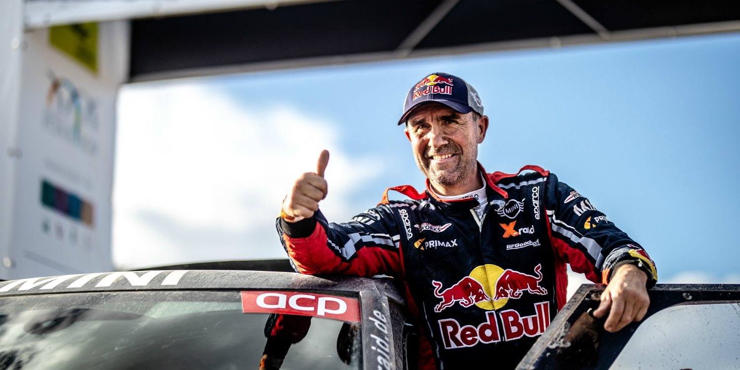 Favoritos Dakar 2019: Stephane Peterhansel, 'Monsieur Dakar' sigue con hambre