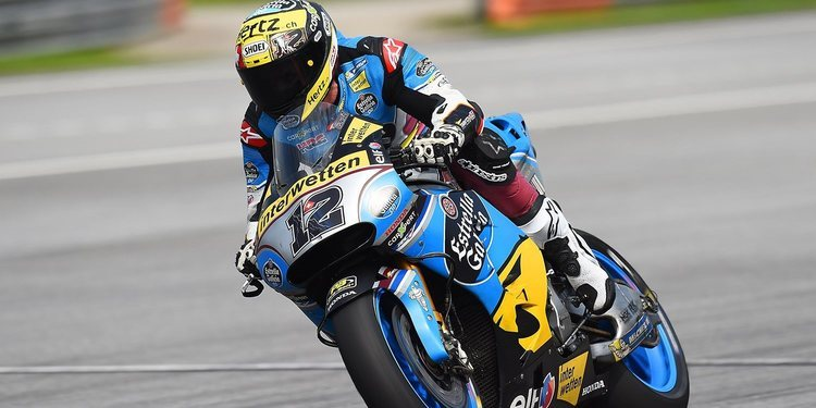 """Gilles Bigot: """"Junto a Lüthi no tuvimos experiencia en MotoGP"""""""