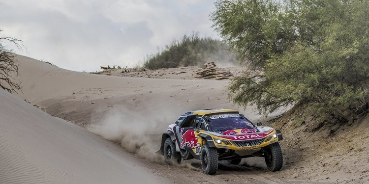 Perú salva una edición del Dakar del desastre