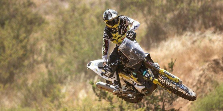 Favoritos Dakar 2019: Pablo Quintanilla, el sueño de 'quintafondo'