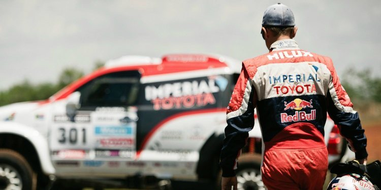 Favoritos Dakar 2019: Giniel De Villiers, la regularidad absoluta