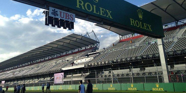 ¿Gran Premio de México en 2020?