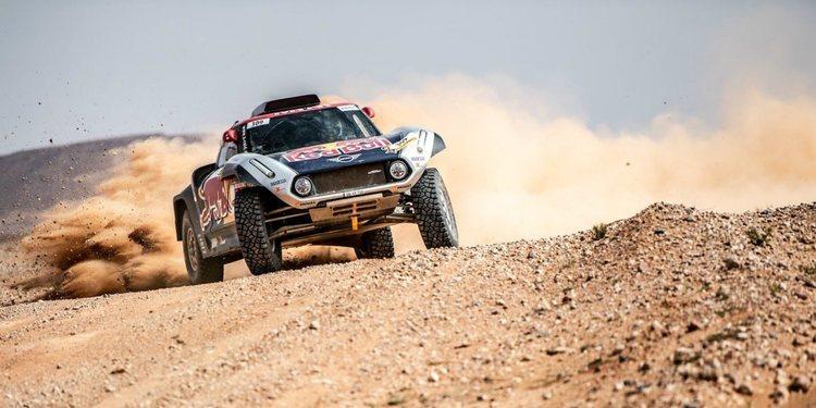 Favoritos Dakar 2019: Cyril Despres, el momento del 'lobo'