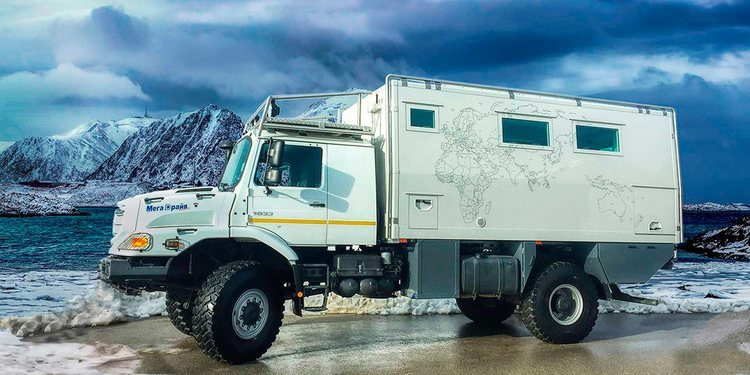 Mercedes Benz Pure 5000 Zetros