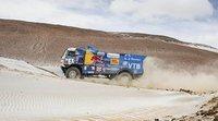 Kamaz tiraniza el Dakar: tres camiones rusos, en las tres primeras posiciones
