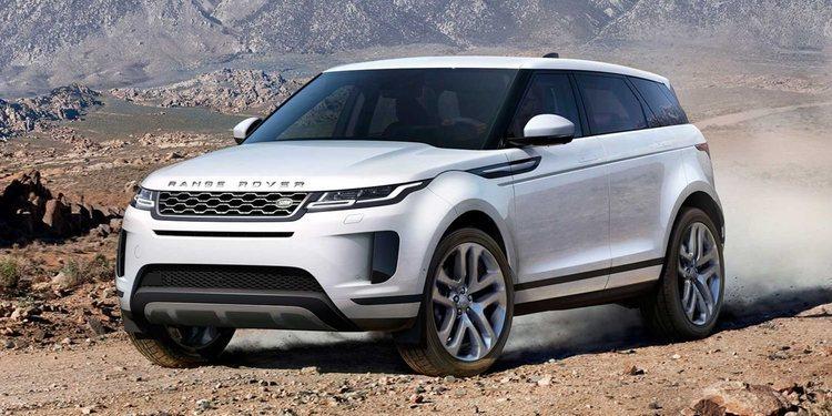 Se prepara la llegada del Rand Rover Evoque segunda generación