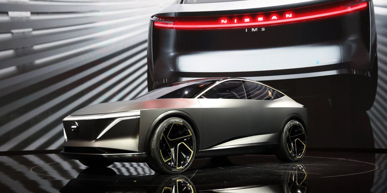 Nissan presento su Concept IM