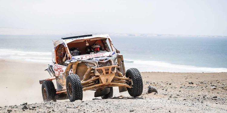 'Chaleco' va a por el Dakar