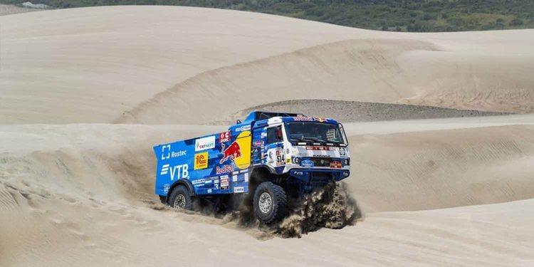 Nikolaev cae en la arena