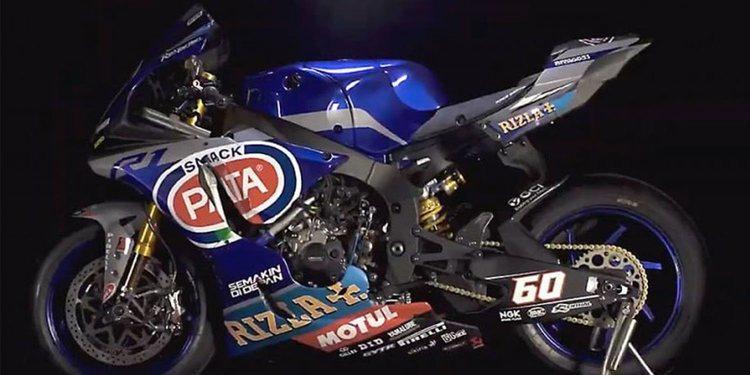 Yamaha presenta su equipo en Sevilla