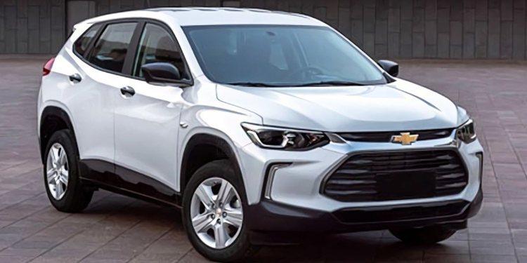 Chevrolet desvela el nuevo Tracker 2020