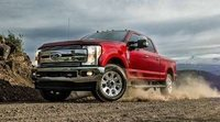 Ford Super Duty 2019, bella, fuerte y elegante
