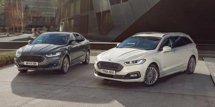 Ford presenta el Mondeo en Bruselas