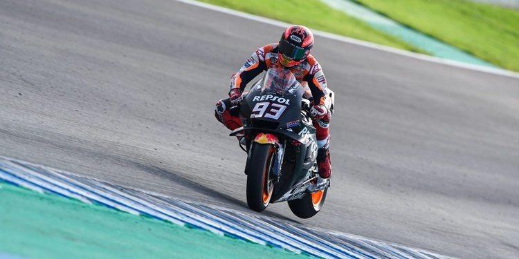 Ganar en velocidad, principal propósito para Marc Márquez en 2019