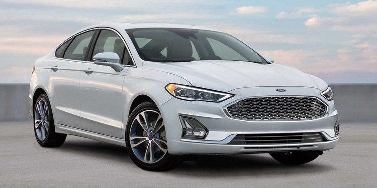 Ya podemos disfrutar del nuevo Ford Fusion Energi Titanium 2019