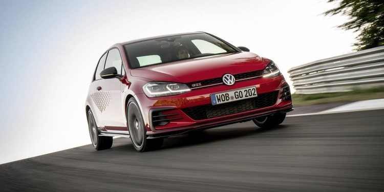 Nuevo Volkswagen Golf GTI TCR, de las pistas a la calle