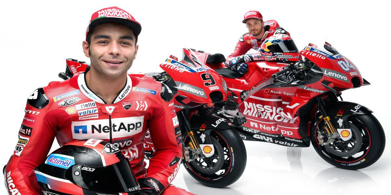 """Ciabatti: """"Petrucci debe merecer la Ducati oficial"""""""