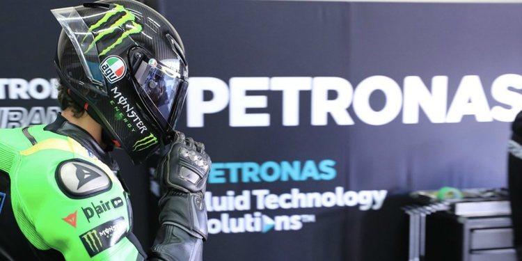 La presentación del Petronas Yamaha será el lunes 28