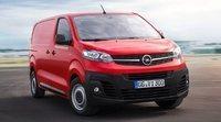 El Opel Vivaro 2019 ya está disponible
