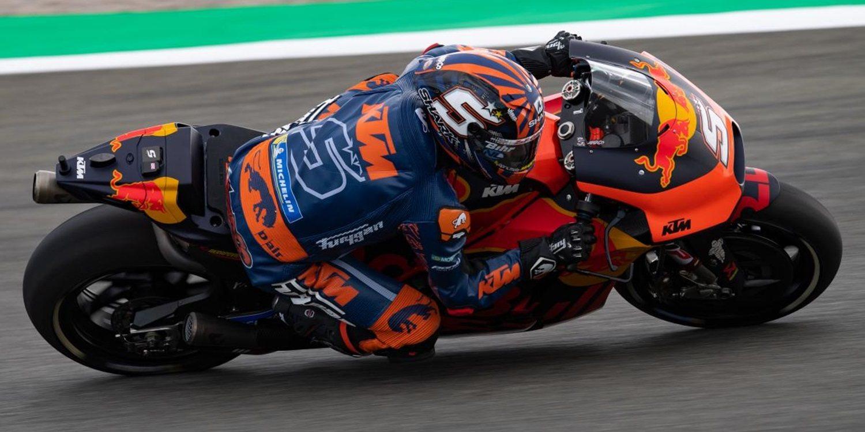"Hervé Poncharal: ""Fui a KTM porque quieren ganar"""