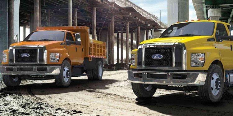 Conoce los Ford F-650 y F-750 2019