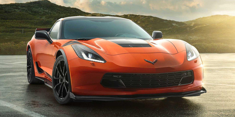 Chevrolet despide al Corvette con la Final Edition