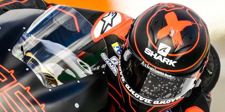 "Jorge Lorenzo: ""La Honda no es tan física como la Ducati"""