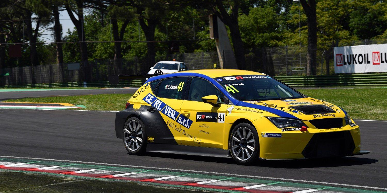 Cuatro Cupra León TCR confirmados para las TCR Italia 2019