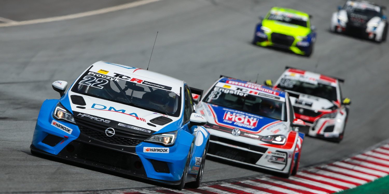 IMC Motorsport se apunta a las TCR Series