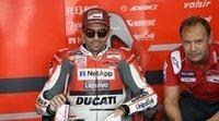 "Michele Pirro: ""¿Preocupado por Honda? No, por Lorenzo"""