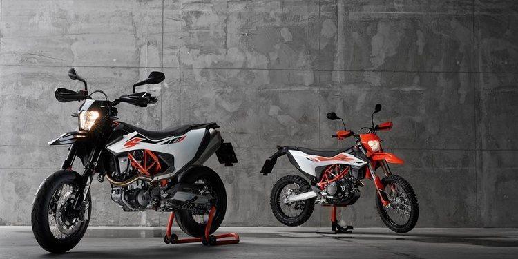 Nuevas KTM 690 SMC R y 690 Enduro R