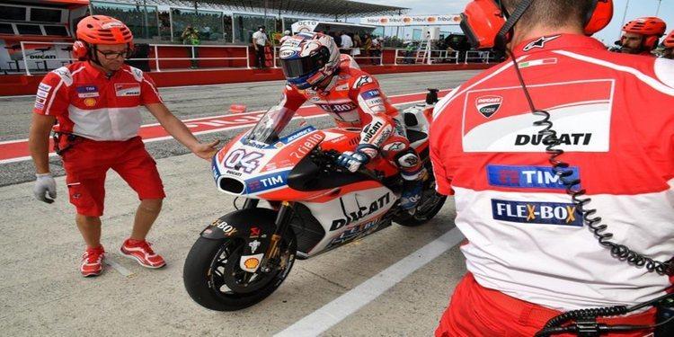 """Pablo Ciabatti sobre Ducati: """"No apostaremos a un solo piloto"""""""