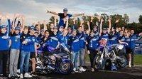 Yamaha abre su serie junior de la Copa Europea