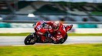 """Andrea Dovizioso: """"Ver a las Ducati delante confirma que tenemos buena base"""""""