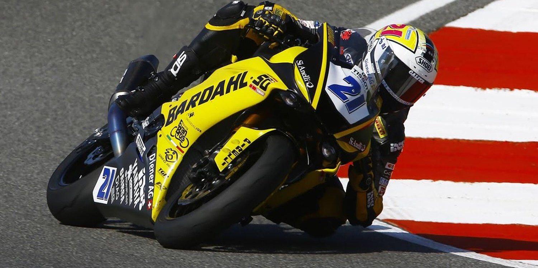 """Randy Krummenacher: """"Tengo una Yamaha, no me importa nada más"""""""