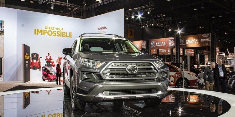 Toyota RAV4 TRD Off- Road para el mercado estadounidense