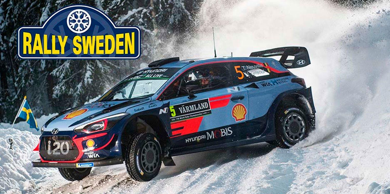 Favoritos Rally de Suecia 2019: ¿podrá alguien colarse entre el 'Big Three'?