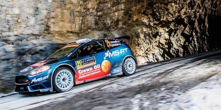 Rally de Suecia 2019: WRC 2, el verdadero inicio en el rally blanco