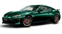 Toyota anunció el GT86 British Green Limited Edition