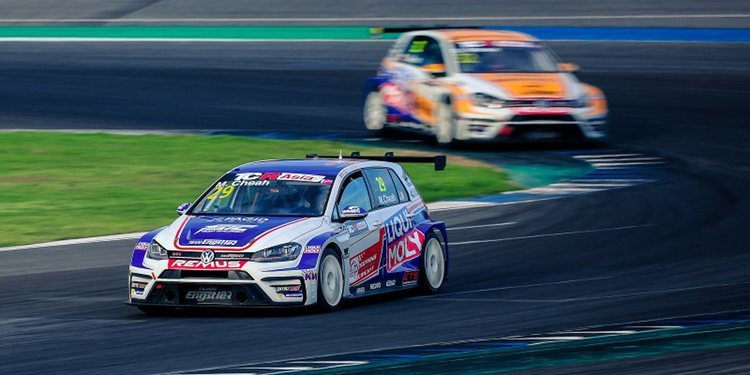 Mitchell Cheah, invitado al WTCR