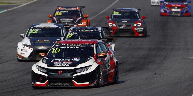 PSS Racing vuelve a confiar en su piloto macedonio