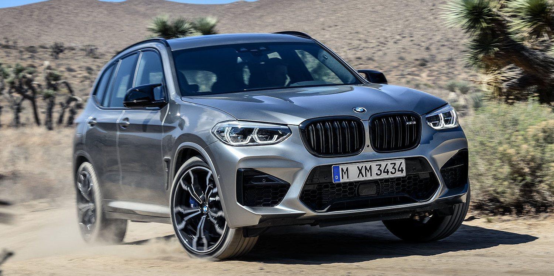 Conociendo al nuevo BMW X3 M 2019