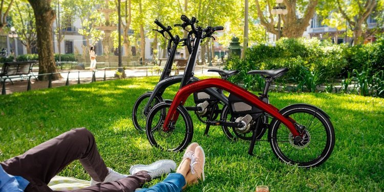 ARIV la E-bike de General Motors