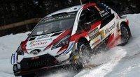 Un brillante Ott Tänak y su Toyota se llevan el triunfo en el Rally de Suecia