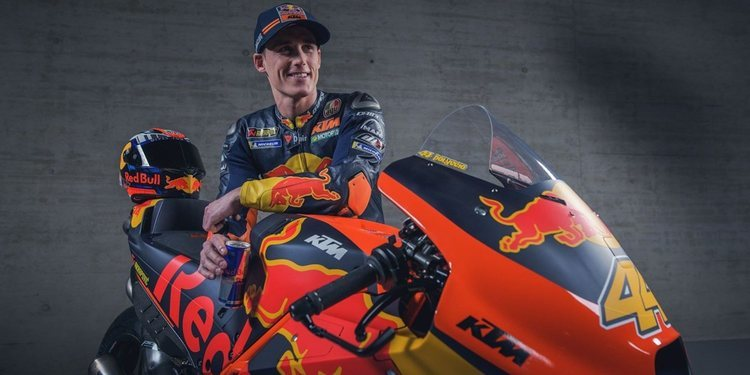 KTM no quiere bajarse del podio