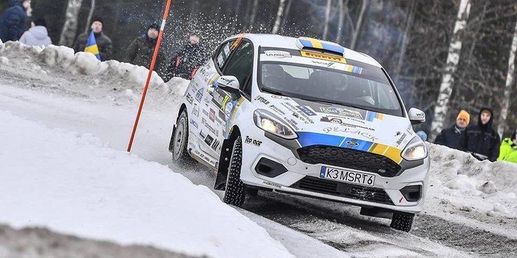 Rally de Suecia: Kristensson se lleva la Junior, Solans brilla y Rådström asusta