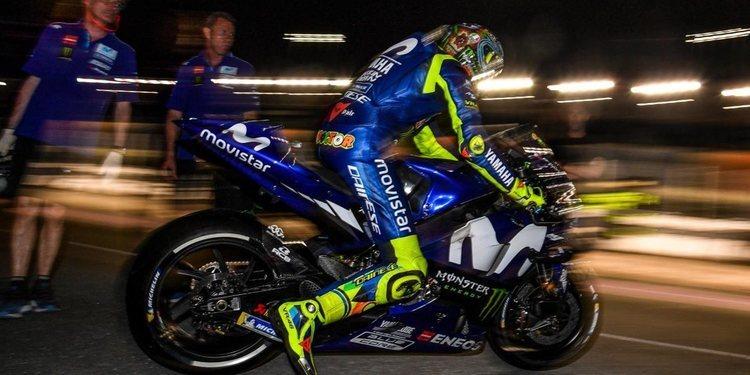 """Valentino Rossi: """"Me merezco el décimo título"""""""