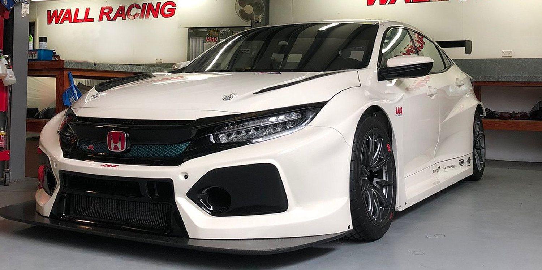 Wall Racing confirma otro chasis Honda para Australia