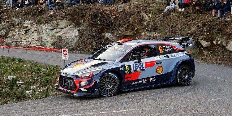 Hyundai modifica su alineación para el Tour de Corse: Sordo entra, Mikkelsen sale