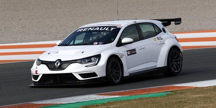 Optimismo con el renovado Renault Mégane RS TCR